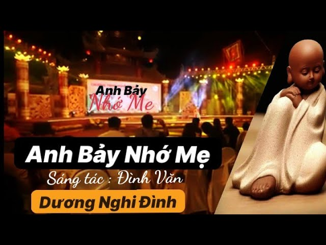 Nghi Đình hát live Anh Bảy Nhớ Mẹ tại Đồng Tháp