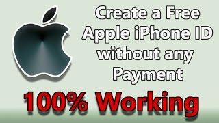 Create free apple id - hindi