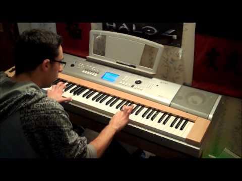 ♫ATC - Around the World Piano Keyboard Mix♫