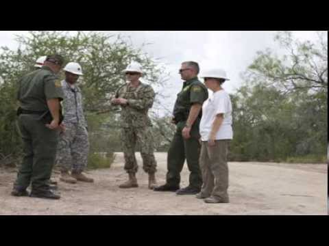 New roads for Border Patrol in Starr County