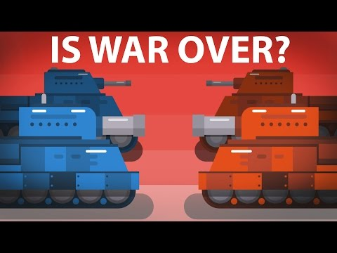 Is War Over? — A Paradox Explained