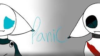 [] Panic [] meme