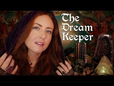The Dream Keeper 🍁 ASMR 🍂 Nature, Nurture, Humming & Trigger Words