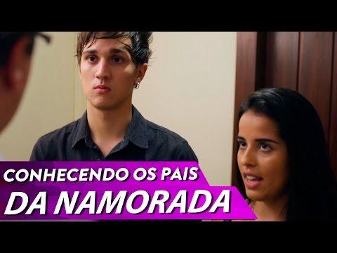 CONHECENDO OS PAIS DA NAMORADA ft. CHRISTIAN FIGUEIREDO