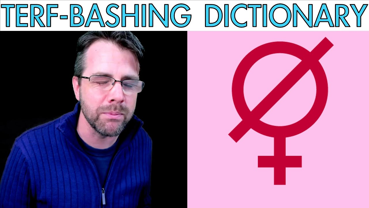 TERF WAR: Dictionary.com Enters the Chat