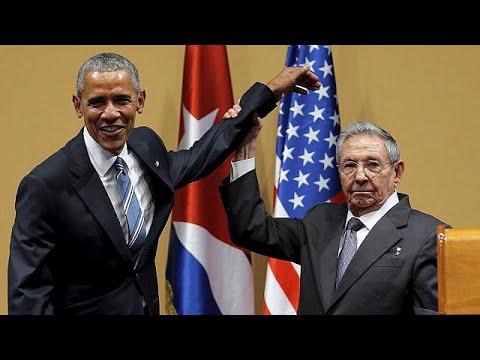 بعد اكثر من 50 عاماً من العزلة، كوبا تستقبل اول رحلة جوية تجارية اميركية…  - نشر قبل 31 دقيقة