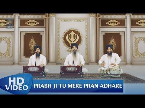 Prabh Ji Tu Mere Pran Adhare - Bhai Satinderbir Singh Hazoori Ragi Sri Darbar Sahib | Amritt Saagar