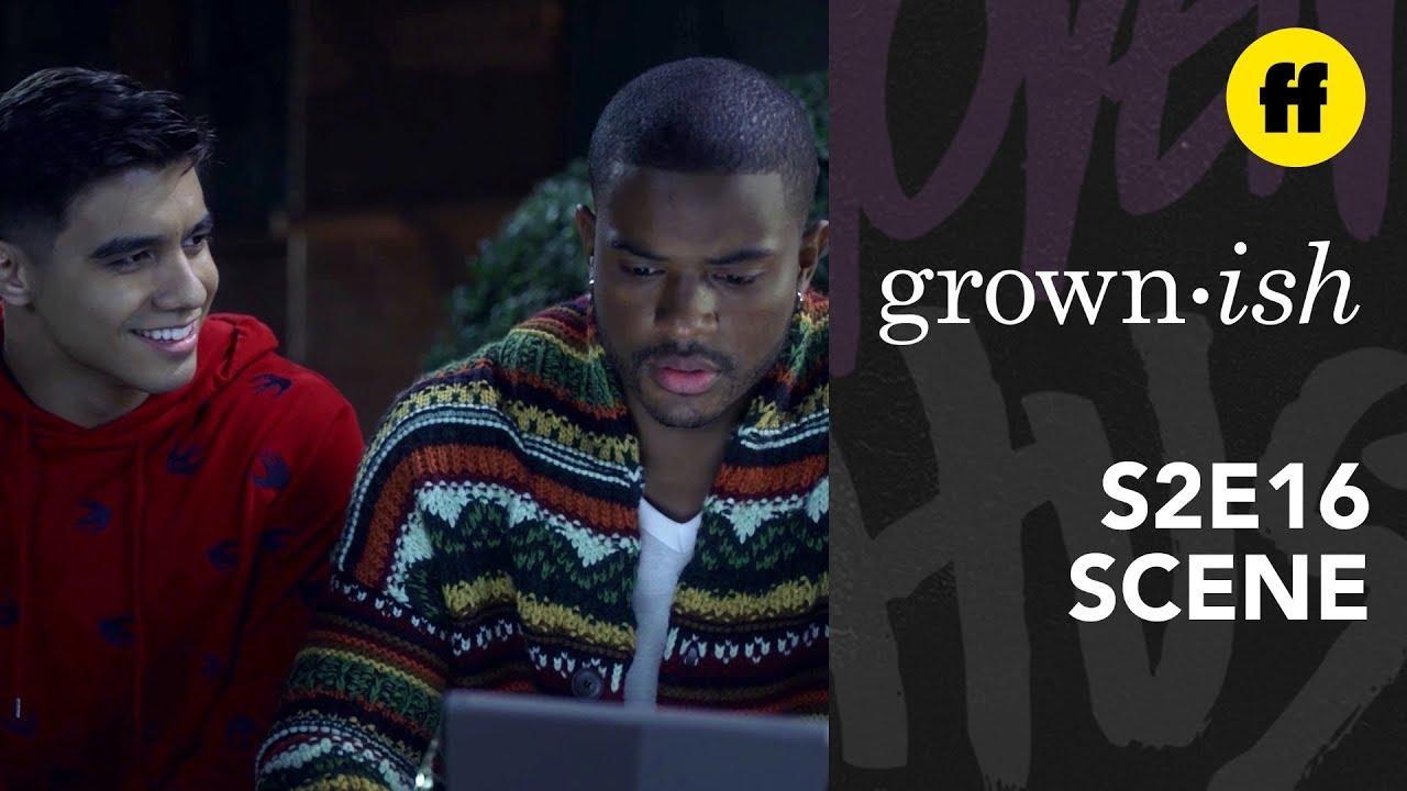 Download grown-ish Season 2, Episode 16 | Vivek's Charitable Donation | Freeform
