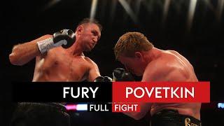 FULL FIGHT! Hughie Fury vs Alexander Povetkin