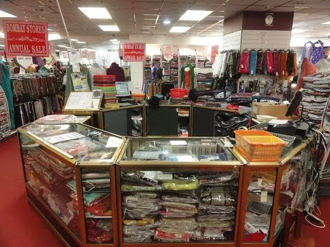 Bombay Stores, Bradford - some 360 degree views & photos' whilst standing inside - 5th December 2013