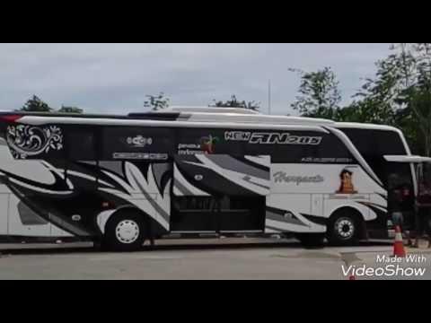 Kumpulan Telolet Bus PO HARYANTO