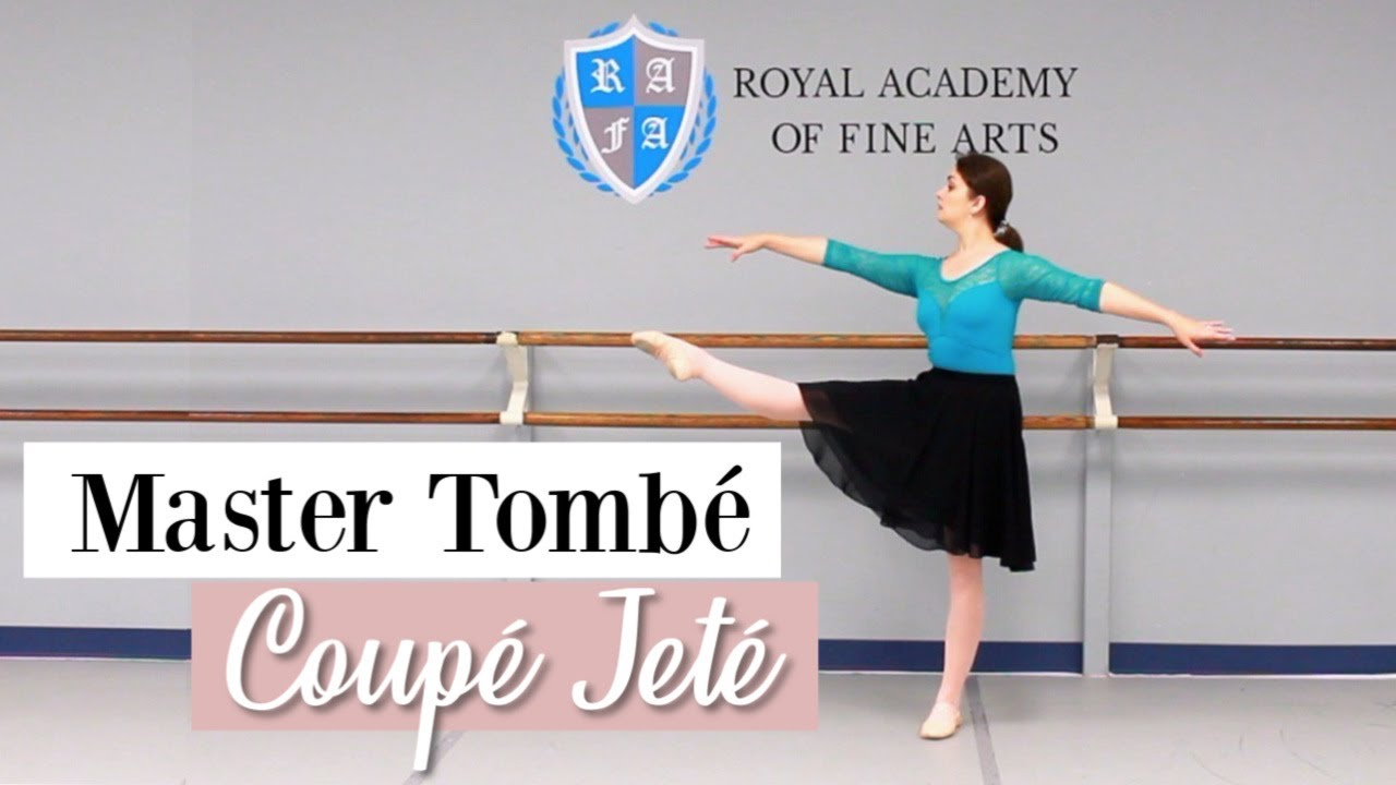 Master Tombe Coupe Jete | Kathryn Morgan