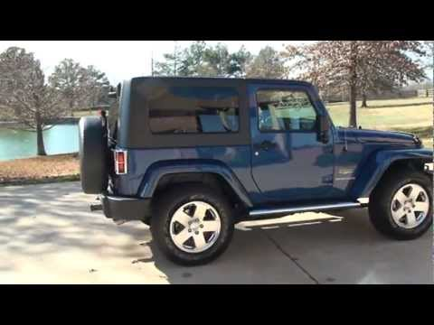 Charming 2010 JEEP WRANGLER SAHARA FOR SALE SEE WWW SUNSETMILAN COM
