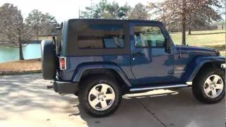 2010 JEEP WRANGLER SAHARA FOR  SALE SEE WWW SUNSETMILAN COM