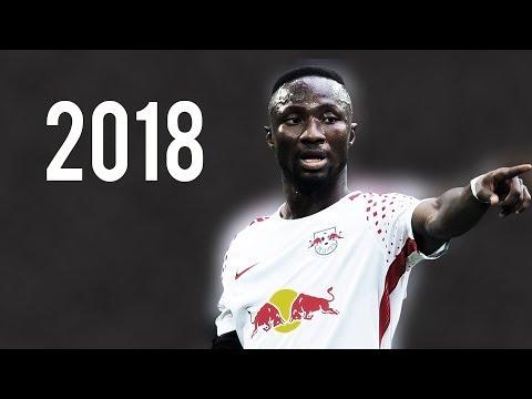 Naby Keita -  Magic Midfielder - Amazing Goals, Skills, Tackles - 2018 HD