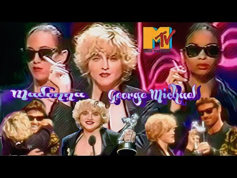 TOP Madonna Mtv VMA - 9. George Michael (1989) Follow me INSTAGRAM @Lomejordejordi