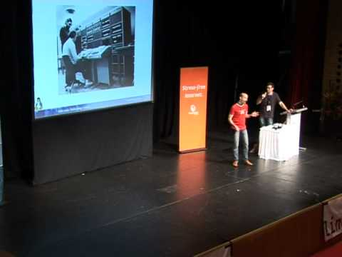 Bloat: How and Why UNIX Grew Up (and Out) - Rusty Russell,Matt Evans