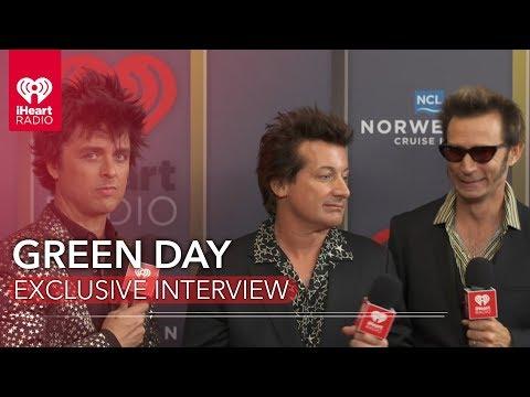 Green Day - Discuss Hella Mega Tour w/ Fall Out Boy & Weezer