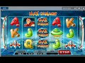 MAX DAMAGE Alien Spaceship Online Slot Machine Live Play Free Spins Nice BONUS Win mp3
