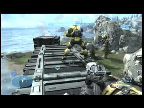Como Jugar tiroteo no Halo Reach matchmaking