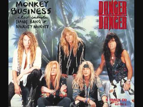 Danger Danger - Turn It On (1989)