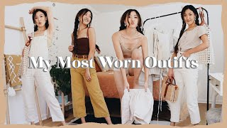 My Most Worn Outfits | ilikeweylie