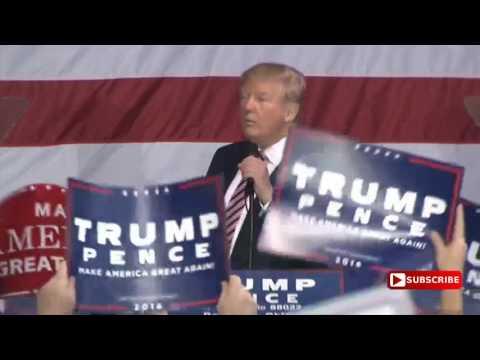 Full Event: Donald Trump Rally in Delaware, Ohio (10/20/2016) Post Final Debate vs Hillary Clinton