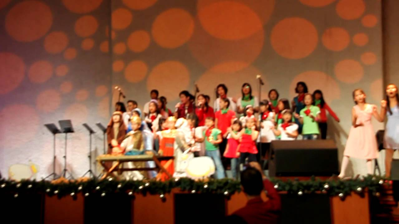 Children Christmas Presentation - We Are The Reason, The ...