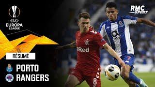 Résumé : Porto 1-1 Rangers - Ligue Europa J3