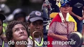 """PARTE 2: Oscarcito canta junto a joven venezolana /  """"En Venezuela"""""""