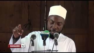 Sheikh Hamza Rajab - Kumtendea Haki Mtume SAW