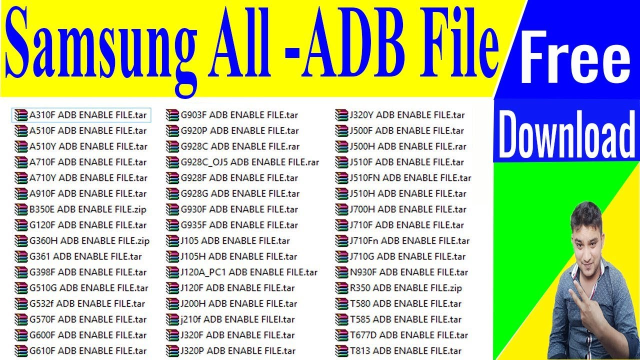 SAMSUNG Frp Tools With All ADB Enable File For FRP Reset (( 100%Working  Guarantee))