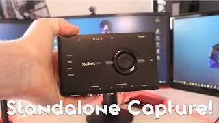 StarTech Standalone USB Capture Card Review [CAPTURE WITHOUT A PC!]