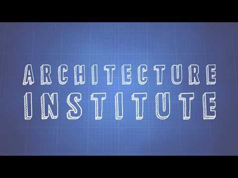 What is Tyler School of Art's Architecture Institute?