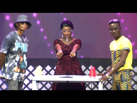 Ahosepe Xtra with Sister Sandy on Adom TV (20-4-21)