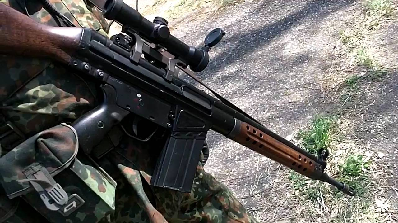 Custom Ca G3 Video Taken At Császár Site Hungary Airsoft Action Aeg Sniper You