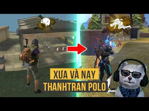 @ThanhTran Polo Xưa và Nay, Từ Gà Mờ Tới Pro Player Free Fire Việt Nam | Xưa Và Nay Free Fire