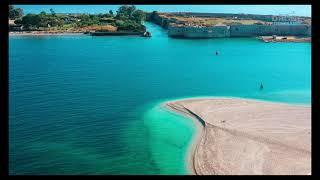 Γαλαζοπράσινα νερά στη Λευκάδα!