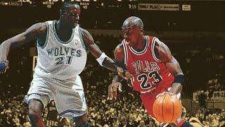 Kevin Garnett tells story about how trash talking Michael Jordan went WRONG!