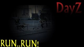 DayZ SA: Single moment of weakness