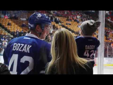 Molson Canadian Leafs Nation Game Day: Tyler Bozak - March 18, 2017