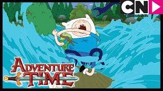 Время приключений Бумажный Пит Cartoon Network