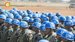 UN to negotiate withdrawal of Kenyan troops from South Sudan