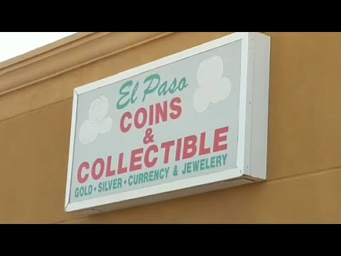 Coin shop tour, Mexican silver, spot price prediction & my p