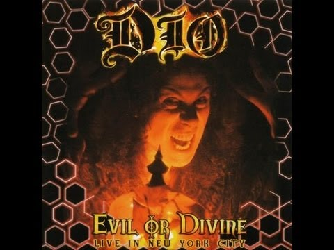 Dio  Evil or Divine - show completo em HD