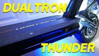 Unboxing Dualtron Thunder (Trottinette électrique)