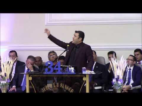 Pregação Pr Emerson Oira