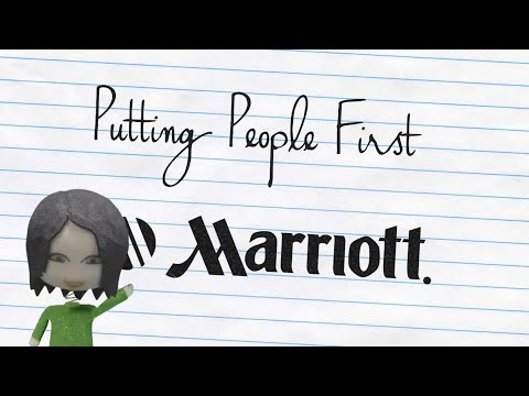 Putting People First Every Day At Marriott