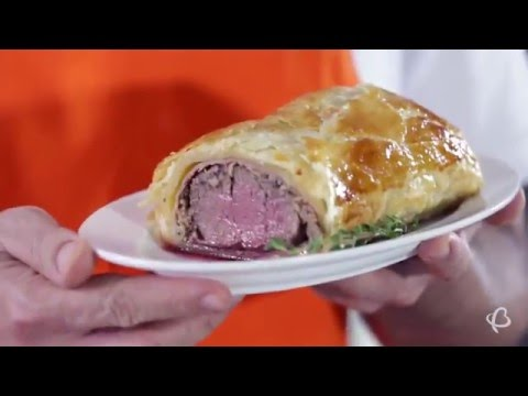 Post do Chef - Beef Wellington