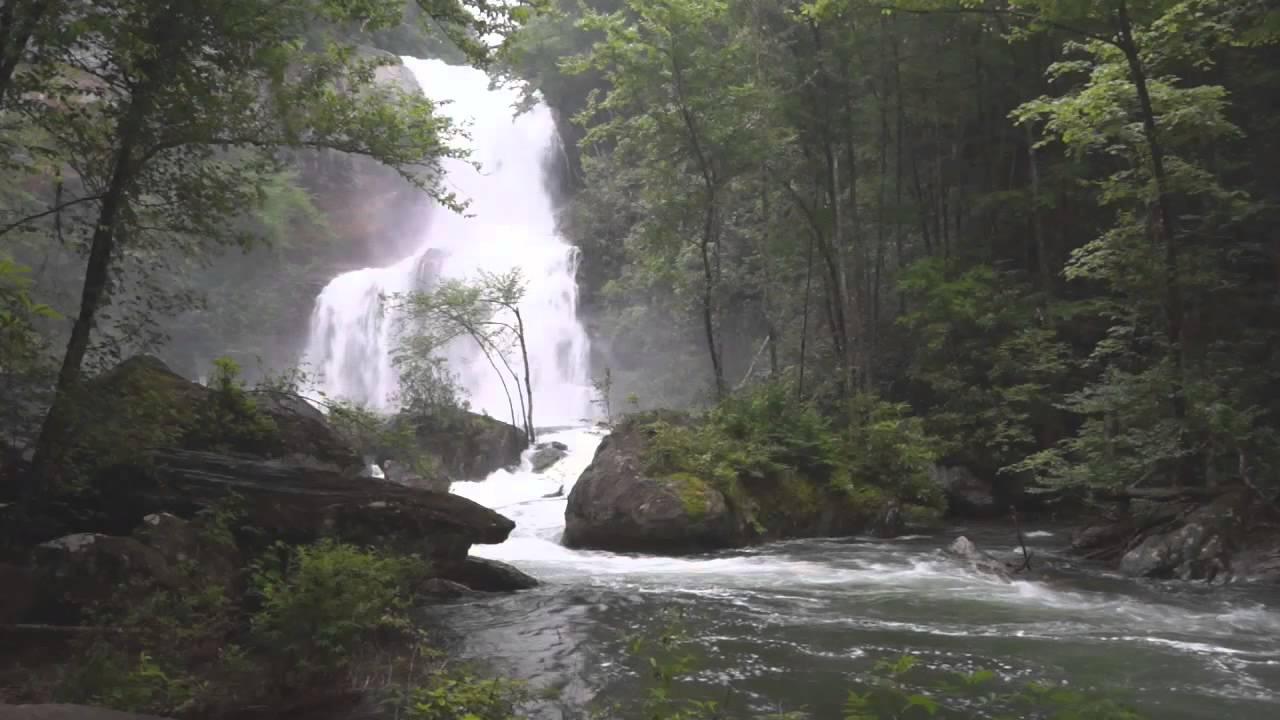high falls amp other waterfalls on west fork tuckasegee